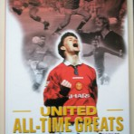 United All-Time Greats. Heroes of the Stretford End