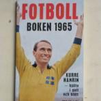 Fotboll boken 1965
