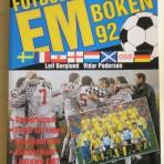 Fotbolls EM-boken 92