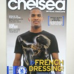 Chelsea Official Magazine/Issue 52 December 2008