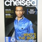 Chelsea Official Magazine/Issue 54 February 2009
