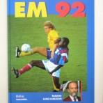 Fotbolls EM 92