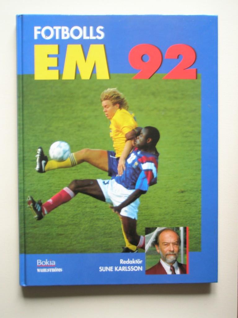 fotbolls em 1992