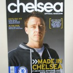 Chelsea Official Magazine/Issue 57 May 2009