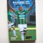 Året det gäller: 2011 – En bok om GAIS från 1894.se
