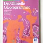 Det Offisielle OL-programmet. De XVII Olympiske Vinterleker Lillehammer 1994 12. – 27. Februar