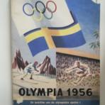 Olympia 1956. De sjunde olympiska vinterspelen i Cortina d´Ampezzo och De sextonde olympiska sommarspelen i Melbourne