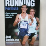 Daniel´s Running Formula. Proven programs 800m to the marathon