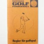 Regler för golfspel