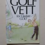 Golfvett för Gladare Golfare