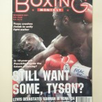 Boxing Monthly. December 2001