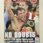 Boxing Monthly. October 2002