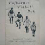 Pojkarnas Fotbollbok. Svenska Fotbollförbundets instruktionsbok