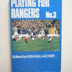 Playing for Rangers No. 3
