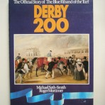Derby 200. The Official Story of The Blue Riband of the Turf