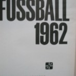 Fussball 1962