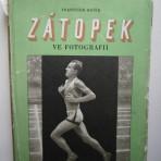 Emil Zátopek ve fotografii