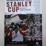 Svenskarna som vunnit Stanley Cup