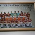 Milan Campione d'Europa 1989
