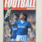 Racing and Football Outlook's Football Annual 1985-86