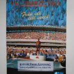 Uppdrag och genomförande av VM i friidrott 1995 – Från idé till succé