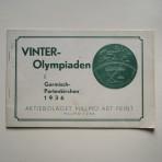 Vinterolympiaden i Garmisch-Partenkirchen 1936