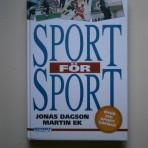 Sport för sport