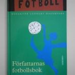 Författarnas fotbollsbok