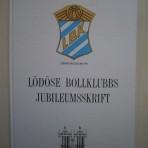Lödöse Bollklubbs jubileumsskrift
