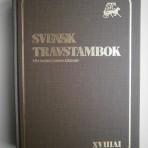 Svensk Travstambok Band XVIIIA I