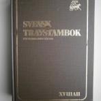 Svensk Travstambok Band XVIIIA II