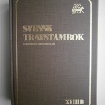 Svensk Travstambok Band XVIIIB