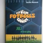 Det vilda fotbollsgänget; Juli – de fyras gäng. Del 4