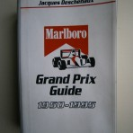 Marlboro Grand Prix Guide 1950-1995