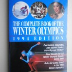 The Complete Book of the Winter Olympics. 1994 Edition