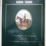 L'Année hippique 1988/1989 – Olympic Edition