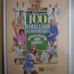 100 Wimbledon Championships – a celebration