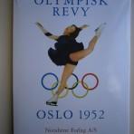 Olympisk revy – en bildereportasje fra de VI olympiske vinterleker, Oslo 1952