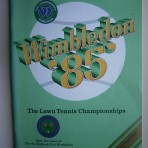 Wimbledon '85: The Lawn Tennis Championships, Monday 24th June, First Day