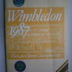 Wimbledon 1987: The Lawn Tennis Championships, Saturday 27th June, Sixth Day