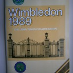 Wimbledon 1989: The Lawn Tennis Championships, Saturday 1st July, Sixth Day
