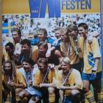 VM-festen 1994: Vi är trea – i hela världen