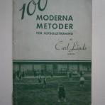 100 moderna metoder för fotbollsträning