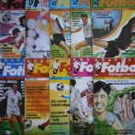 Fotboll Nr 1-10 1973