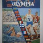 Sommar-Olympia: En bokfilm om XV11 Olympiska spelen i Rom 1960