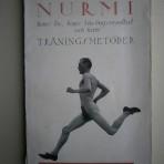 Boken om Nurmi – hans liv, hans tävlingsresultat och hans träningsmetoder