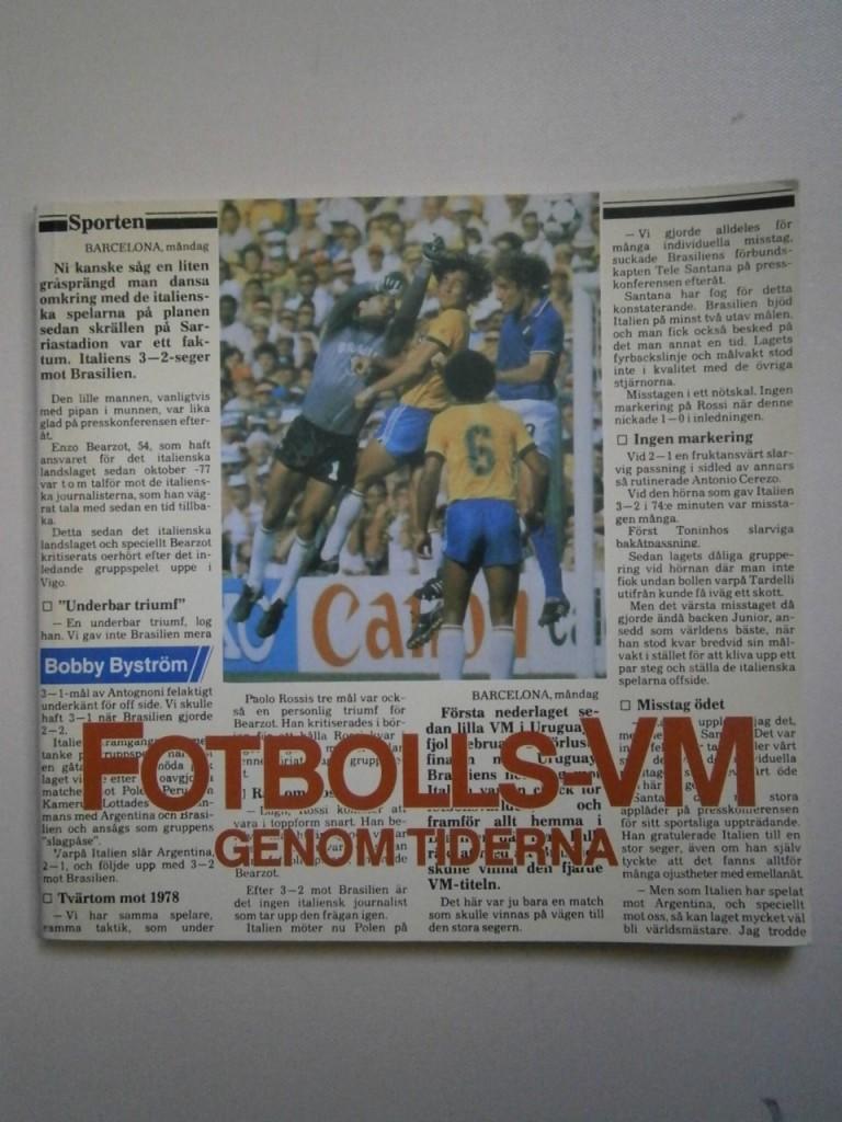Fotbolls Vm Vinnare Genom Tiderna