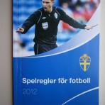 Spelregler för fotboll 2012