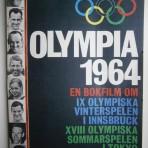 Olympia 1964: En bokfilm om XVIII Olympiska Sommarspelen i Tokyo och IX Olympiska Vinterspelen i Innsbruck