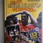 The Arsenal Official Membership Yearbook 2008/09